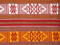 Tkane tkaniny tajlandzkie Fotografia Stock