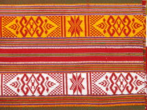 Tkane tkaniny tajlandzkie Obrazy Stock