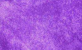 tkanin purpury Obraz Stock
