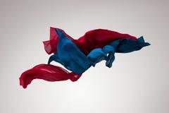tkanina abstrakcjonistyczny ruch Obrazy Royalty Free