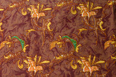 tkanina deseniująca Zdjęcia Royalty Free