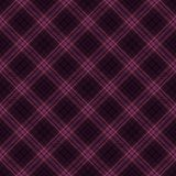 Tkanina diagonalny tartan, deseniowa tkanina, w kratk? ilustracja wektor