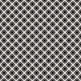 Tkanina druk Geometryczny wzór w powtórce Bezszwowy tło, mozaika ornament, etniczny styl Fotografia Royalty Free