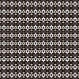 Tkanina druk Geometryczny wzór w powtórce Bezszwowy tło, mozaika ornament, etniczny styl Obrazy Royalty Free