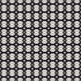 Tkanina druk Geometryczny wzór w powtórce Bezszwowy tło, mozaika ornament, etniczny styl Obrazy Stock