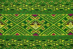 Tkanina koloru tkaniny barwideł tkanin kolorów Antykwarskich handwoven naturalnych pięknych pięknych tkanin mody tkanin stary jed Zdjęcie Royalty Free
