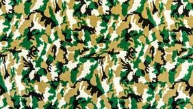 Tkanina na militarnym kamuflażu obrazy royalty free