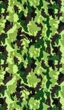Tkanina na militarnym kamuflażu zdjęcie stock