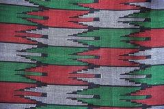 Tkanina od Nepal. Obrazy Royalty Free