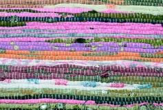 Tkanina patchworku tło Zdjęcie Stock