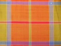 Tkanina sarongi Tajlandia Zdjęcie Stock