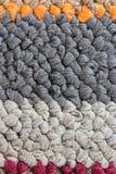 Tkanina wzór, tkaniny deseniowy tło/ ilustracja wektor