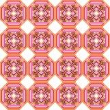 Tkanina wzory Fotografia Royalty Free