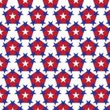 Tkanina wzory Obraz Stock