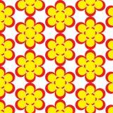 Tkanina wzory Obrazy Stock