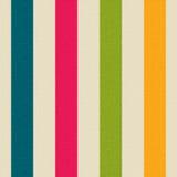 Tkanina z barwionymi lampasami Zdjęcie Royalty Free