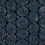Tkaniny bezszwowa tekstura, etniczny wzór ilustracja wektor