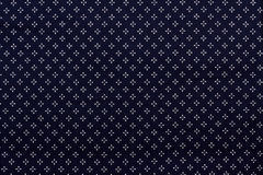 tkaniny ciemna tekstura Obraz Royalty Free