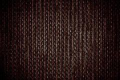Tkaniny ciemna tekstura Zdjęcia Stock