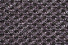 tkaniny czarny tekstura Obraz Stock