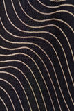 tkaniny czarny złoto Zdjęcie Stock