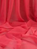 tkaniny czerwień zdjęcia stock