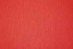 Tkaniny czerwona tekstura Fotografia Royalty Free