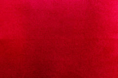 Tkaniny czerwona tekstura Obrazy Royalty Free
