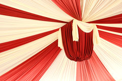 Tkaniny dekoracja Obrazy Royalty Free