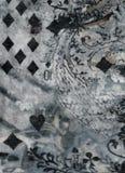 Tkaniny deseniowa tekstura Obraz Stock