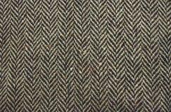 tkaniny herringbone Fotografia Royalty Free