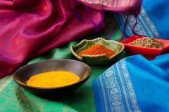 tkaniny hindusa pikantność zdjęcie royalty free