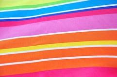 tkaniny kolorowa tapeta Zdjęcie Royalty Free