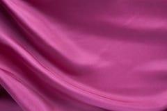 Tkaniny purpurowa tekstura Obraz Stock
