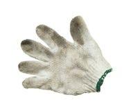 Tkaniny rękawiczka zdjęcia stock