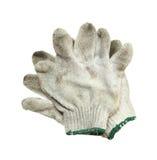 Tkaniny rękawiczka zdjęcia royalty free