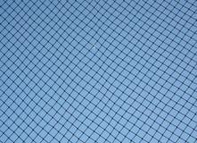 tkaniny sieciowej baseballu zdjęcia stock