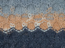 tkaniny stubarwny trykotowy Zdjęcia Royalty Free