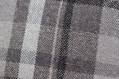 Tkaniny szara tekstura Obrazy Royalty Free