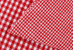 tkaniny tablecloth Fotografia Stock