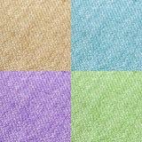 Tkaniny tekstura Obrazy Stock
