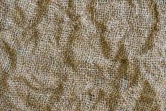 Tkaniny tekstura dla tła z cieniami i nieregularnościami fotografia royalty free