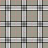 Tkaniny tekstura w kwadratowy deseniowy bezszwowym Zdjęcia Stock