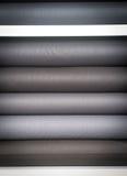 Tkaniny tekstylne. Bawełnianej tkaniny próbka Obraz Stock