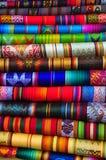 tkaniny tradycyjne Fotografia Royalty Free