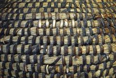 Tkany drewno wzór Zdjęcia Royalty Free