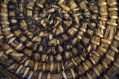 Tkany drewno wzór dla niektóre tła Zdjęcia Stock