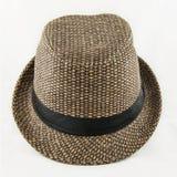 Tkany kapelusz Obraz Royalty Free