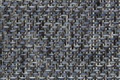 Tkany słomiany dywan zdjęcia stock