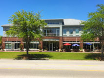 TKC Aerospace, Daniel Island, Charleston, SC. Royalty Free Stock Photography